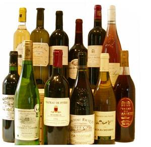 12 mixed wines