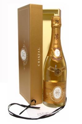 Cristal Champagne - 2002