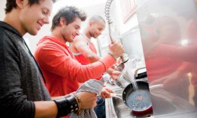 Dazzling dishwashers